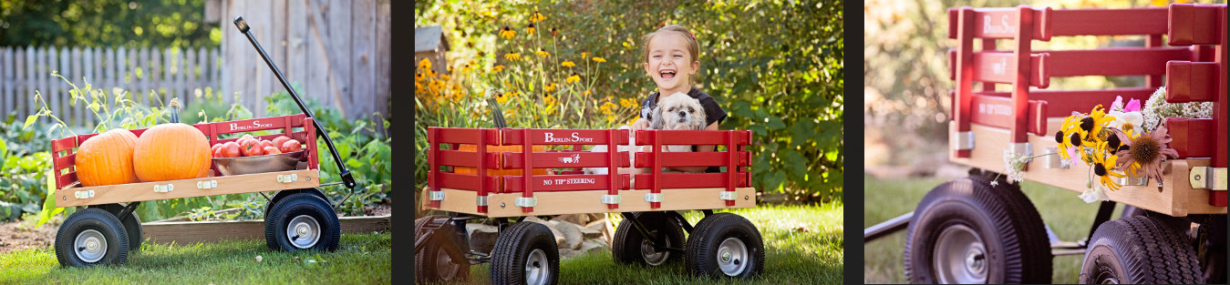Kids Wagon, All Terrain
